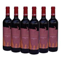 张裕美牛干红葡萄酒750ml(6瓶装)