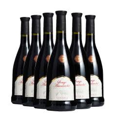 法国红酒原瓶进口爱思堡旺度红葡萄酒750ml*6瓶整箱装