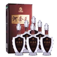36°新河套王五星500ml(6瓶装)