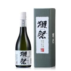 【进口日本清酒】16°獭祭39纯米大吟酿720ml 獭祭精碾三割九分