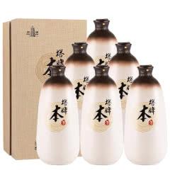 塔牌黄酒 本酒 500ml(6瓶装)