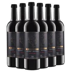 法国原酒进口纳斯诺·慕菲干红葡萄酒 整箱装 750ml*6瓶