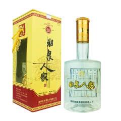 融汇陈年老酒 52º酒鬼酒 湘泉人家酒500ml(2004年)