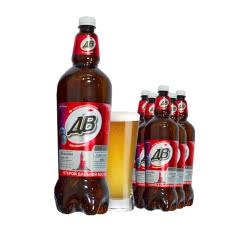 俄罗斯啤酒进口波罗的海AB远东烈性啤酒高度精酿啤酒1.35L*6瓶