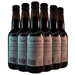 荷兰进口精酿帝磨栏风车 拉斯普京啤酒De Molen 330ml*6