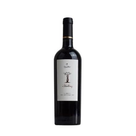 智利星得斯爱未停进口赤霞珠干红葡萄酒750ml