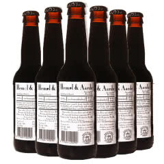 荷兰进口精酿帝磨栏天与地帝国世涛啤酒De Molen 330ml*6