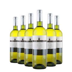 西班牙原瓶进口金水滴 白葡萄酒 750ml*6整箱装