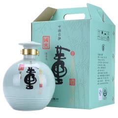 【老酒收藏酒】54°董酒国密(民生版)1坛 2.5l(2012年)