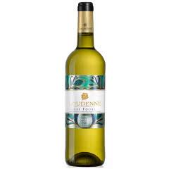 12°法国露黛尼LOUDENNE干白葡萄酒波尔多AOC 原装进口750ml