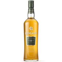 40°英国格兰冠GLEN GRANT 10年单一麦芽苏格兰威士忌 原装进口700ml