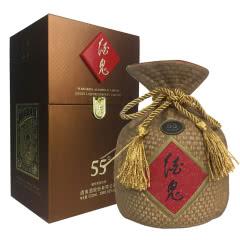 老酒 55°酒鬼酒 500ml (2012年)