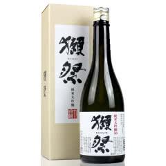 也买酒 日本进口 獭祭50纯米大吟酿清酒 720ML