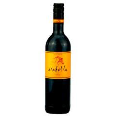 南非进口红酒 艾拉贝拉西拉干红葡萄酒 750ml