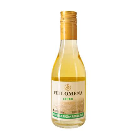 18°五粮液PHILOMENA苹果味露酒180ml