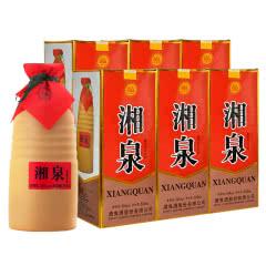 54°酒鬼湘泉白酒盒装500ml*6瓶装