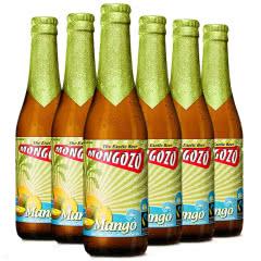 进口啤酒 比利时粉象厂梦果酌芒果果味啤酒Mongozo Mango 330ml*6