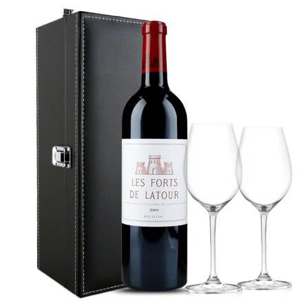 拉图副牌/小拉图干红葡萄酒 1855梅多克列级庄 一级庄  2009年 副牌 750ml