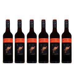 澳大利亚黄尾袋鼠梅洛红葡萄酒750ml*6支