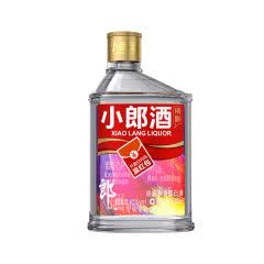 45° 郎酒 小郎酒 炫彩小瓶装 100ml 兼香型白酒