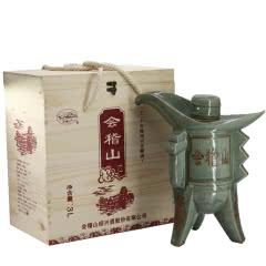 绍兴黄酒会稽山二十年酒鼎花雕20年6斤礼盒花雕酒