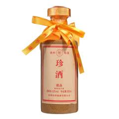 53°珍酒藏品(酱香经典) 贵州酱香型白酒 易地茅台酒 固态纯粮 500ml