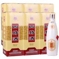50度四特酒黄瓷特香型白酒460ml(6瓶)