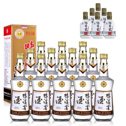 54°鸭溪窖酒500ml*12+52°鸭溪窖精品雷泉100ml*6瓶