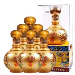 52° 西凤酒 西凤名酿优品级  浓香型  500ml(6瓶整箱)