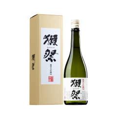 16°獭祭纯米大吟酿50清酒720ml