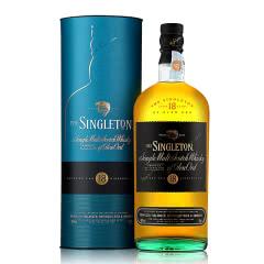 40°苏格登18年单一麦芽威士忌700ml