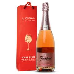 西班牙进口葡萄酒 菲斯奈特(Freixenet)起泡葡萄酒 菲斯奈特桃红起泡酒 750ml