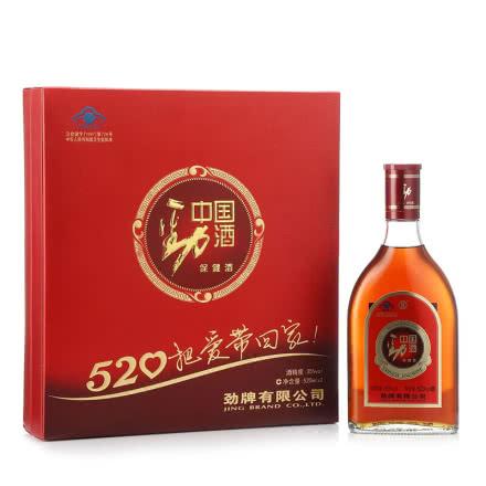 35° 劲牌 中国劲酒 520ml*2瓶 礼盒装(略微磨损)