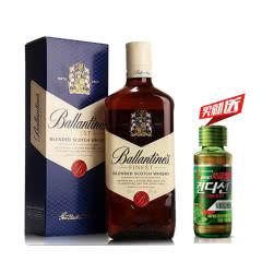 40°英国(Ballantine's)百龄坛特醇苏格兰威士忌进口洋酒烈酒500ml