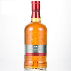 46°利得歌18年单一麦芽苏格兰威士忌LEDAIG 18 YEARS原装进口700ml