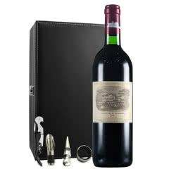 (列级庄·名庄·正牌)法国拉菲酒庄2001干红葡萄酒750ml(又译大拉菲)