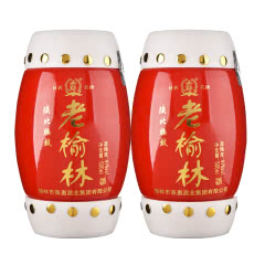 41°老榆林小北京•腰鼓(实惠装)500ml*2