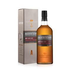 40°欧肯特轩12年单一麦芽威士忌750ml
