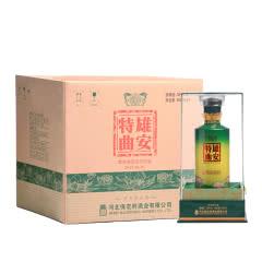 38°雄安特曲纪念酒500mL(4瓶装)