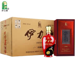 50度伊力特珍藏版500ml*6瓶整箱高度纯粮白酒水浓香型
