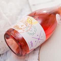 西班牙 维娜莫斯卡托粉红起泡葡萄酒750ml