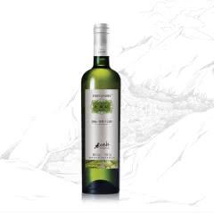 香格里拉9度青稞干白葡萄酒 大藏秘银标750ML单只装