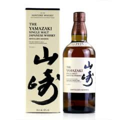 43°日本山崎威士忌洋酒700ml