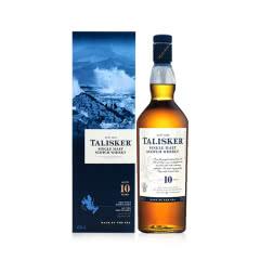 45.8°泰斯卡10年单一麦芽威士忌700ml