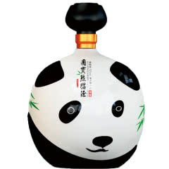 52°国宝熊猫酒(品味)1.5L浓香型白酒