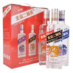 42°京都北京二锅头出口型500ML*6瓶整箱
