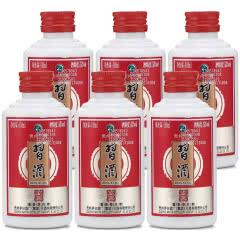 53°贵州茅台集团 习酒 红习酒 红习酱1952 酱香型白酒 品鉴装 100ml(6瓶)