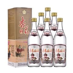 42°山西杏花清香型白酒475ml(6瓶装)