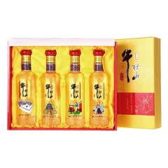 42°牛栏山二锅头 白酒 京味礼盒 500ml*4瓶礼盒装