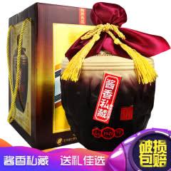 53°贵州茅台镇酱香私藏酒1949酱香型白酒纯粮食酒大坛装 1.5L